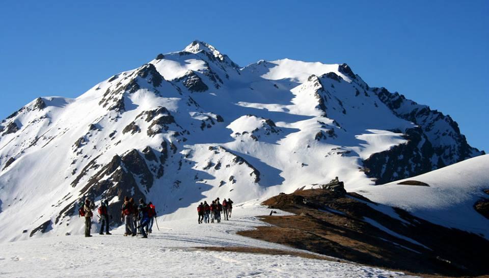 Trek to Sar Pass l Parvati Valley l Himachal Pradesh