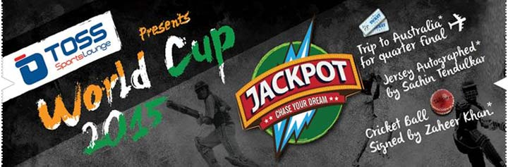 World Cup Jackpot | Buy Event Tickets | World Cup 2015 Screening Pune