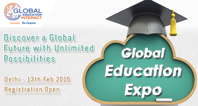 Find Uncountable Opportunities at The Education Fair 2016 in Delhi