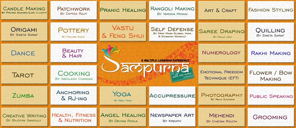 Sampurna- The All in One Workshop (A Multiple learning experience)