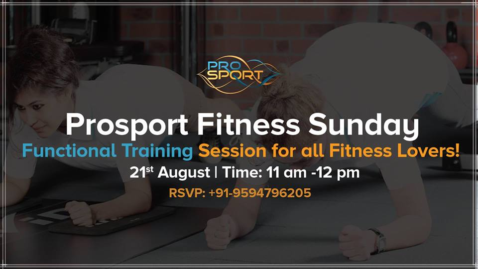 ProSport Fitness Sundays