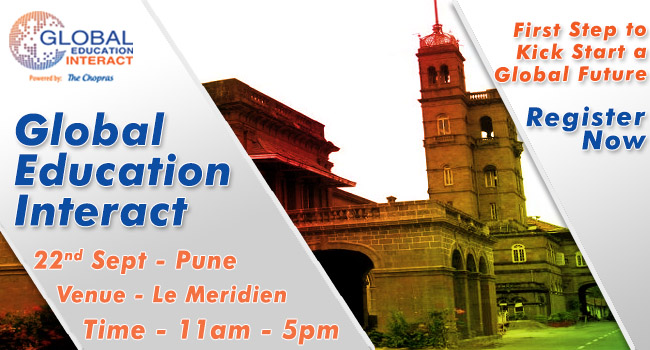 Gear Up Pune for Global Education Fair 2016