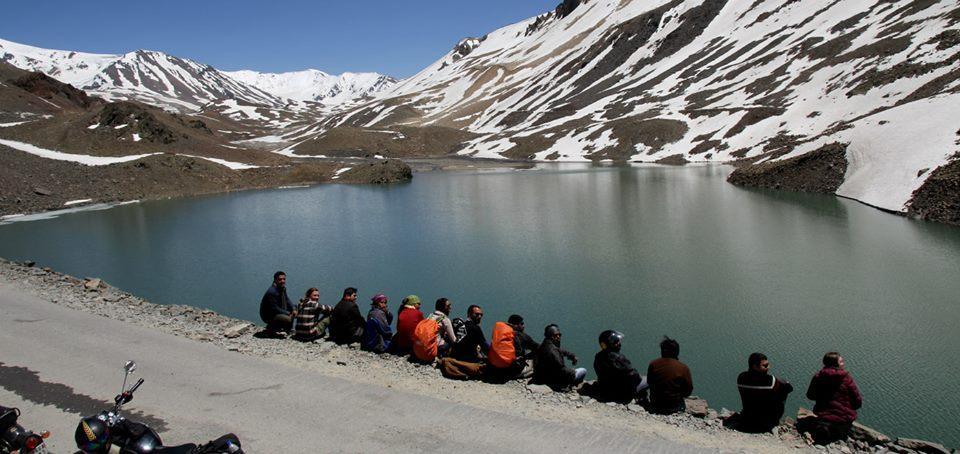 Himachal Pradesh bike trip - The Manali- Leh highway