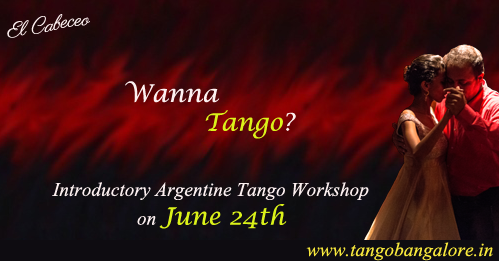 Introductory Argentine Tango Workshop - 3