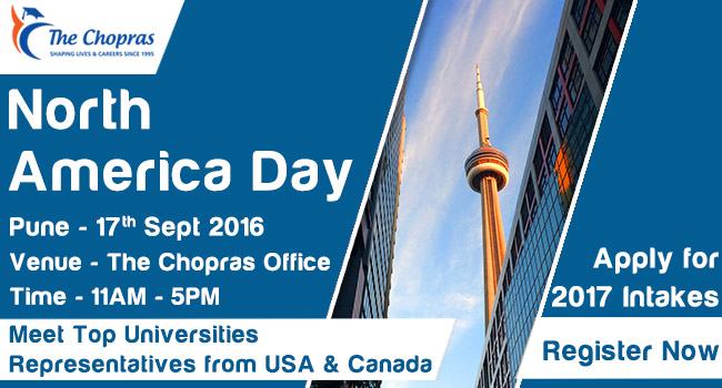 The Chopras Bring North America Day in 2016 to Pune
