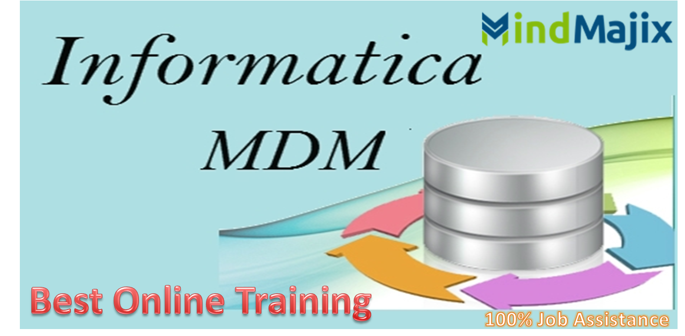 Informatica MDM Online Training by Real time Experts