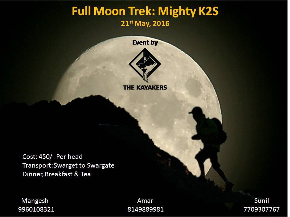 Full Moon Trek: K2S
