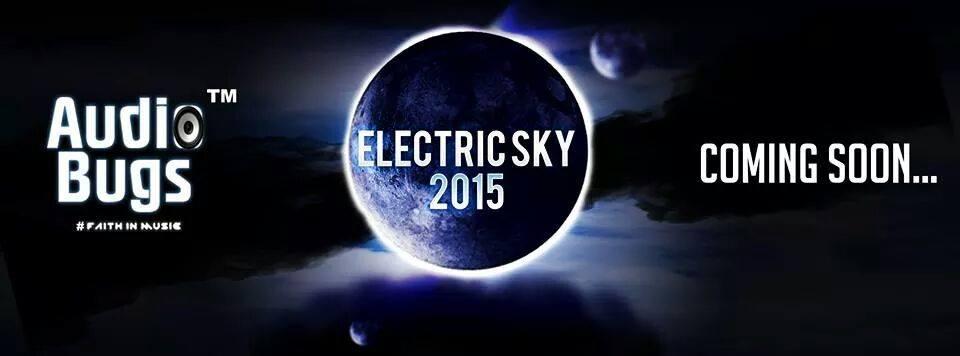 Electric Sky 2015 parties