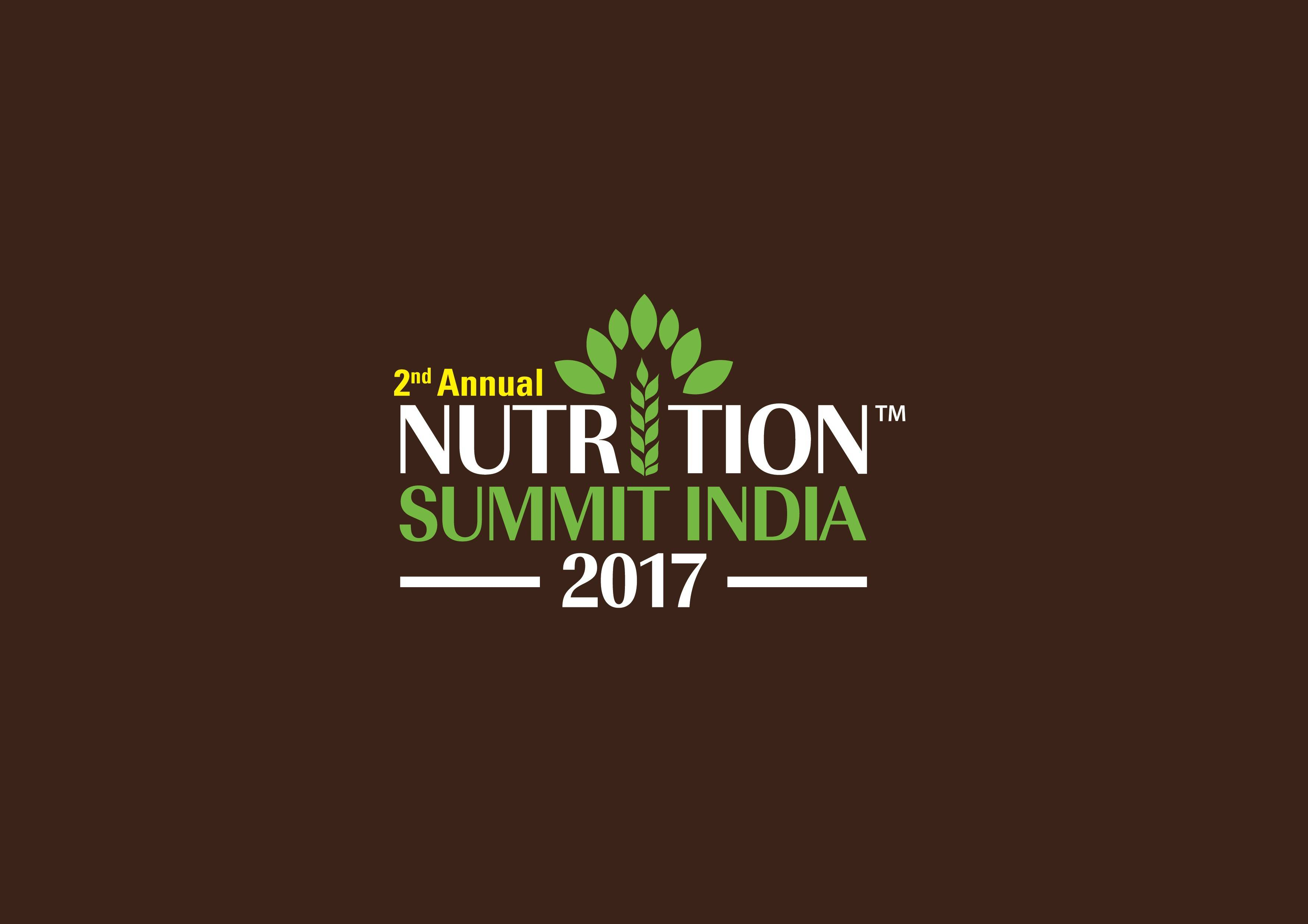 2nd Annual Nutrition Summit India 2017