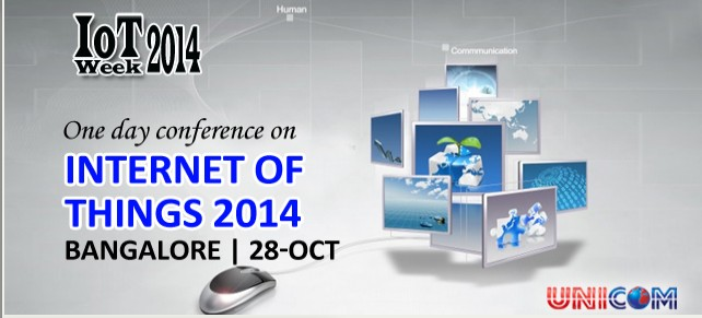Internet of Things Bangalore 2014