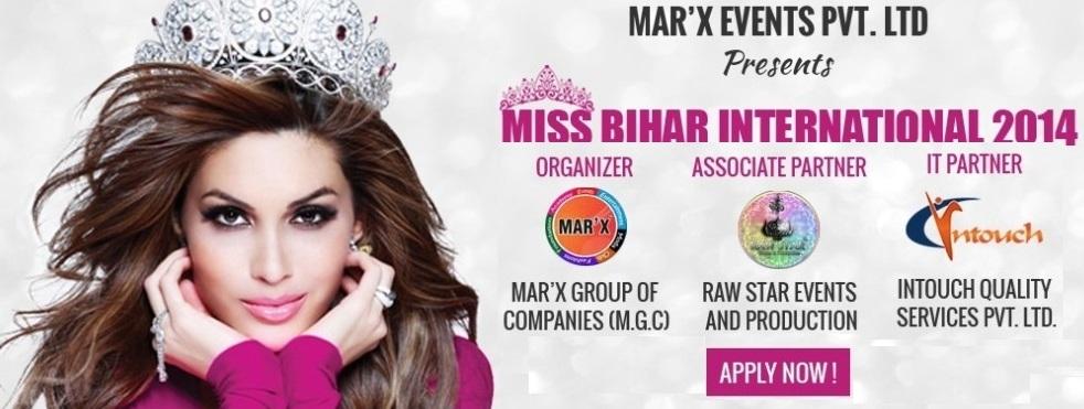 Bihar Beauty Contest 2014