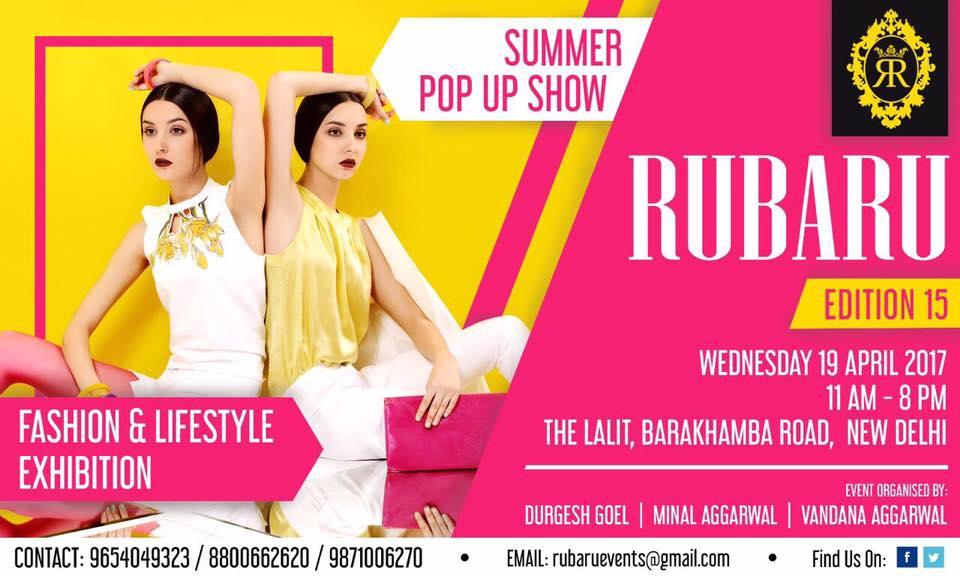 Rubaru - Fashion and Lifestyle Exhibition