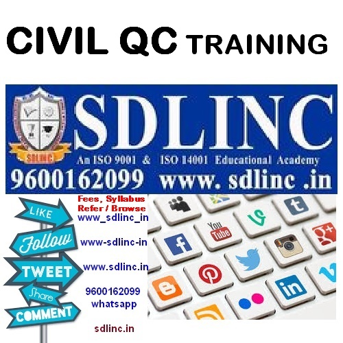 civil qc training program