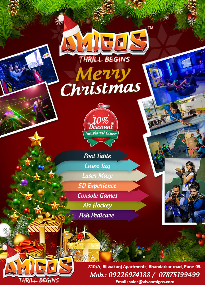 25th DECEMBER AMIGOS HOTTEST OFFER!!!!!
