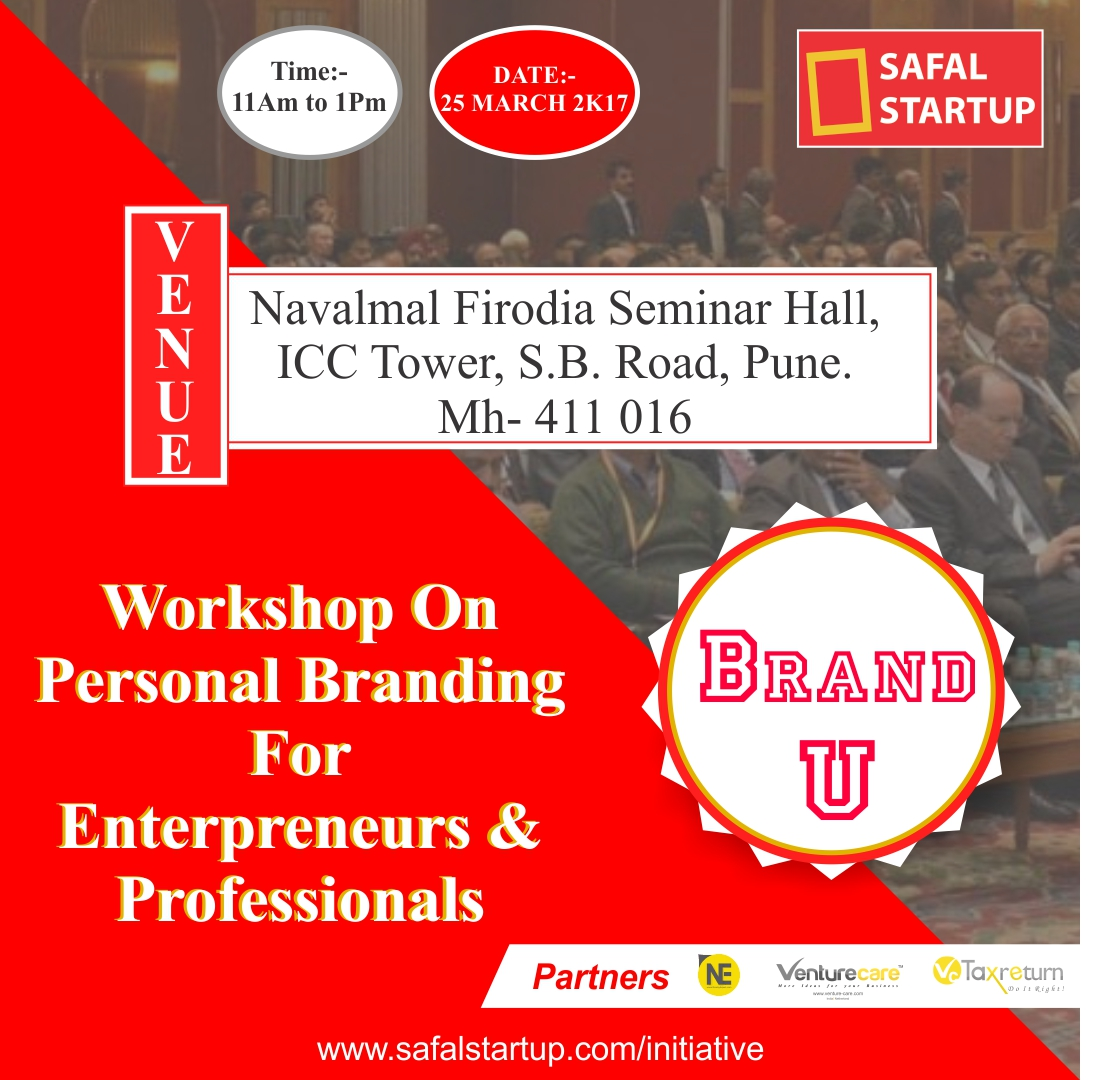 Brand You: Personal Branding for Entrepreneurs & Professional
