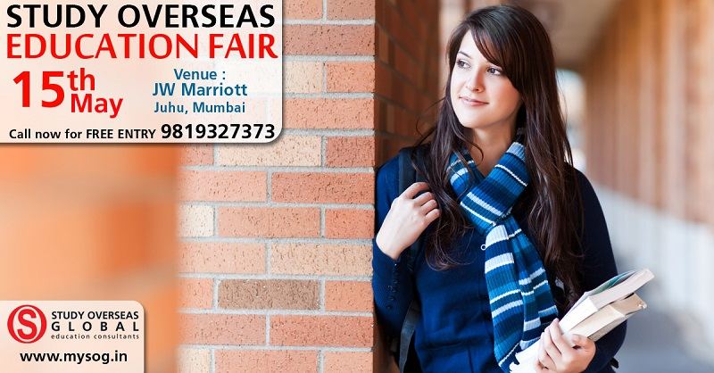 Welcome to Study Abroad Education Fair in Mumbai