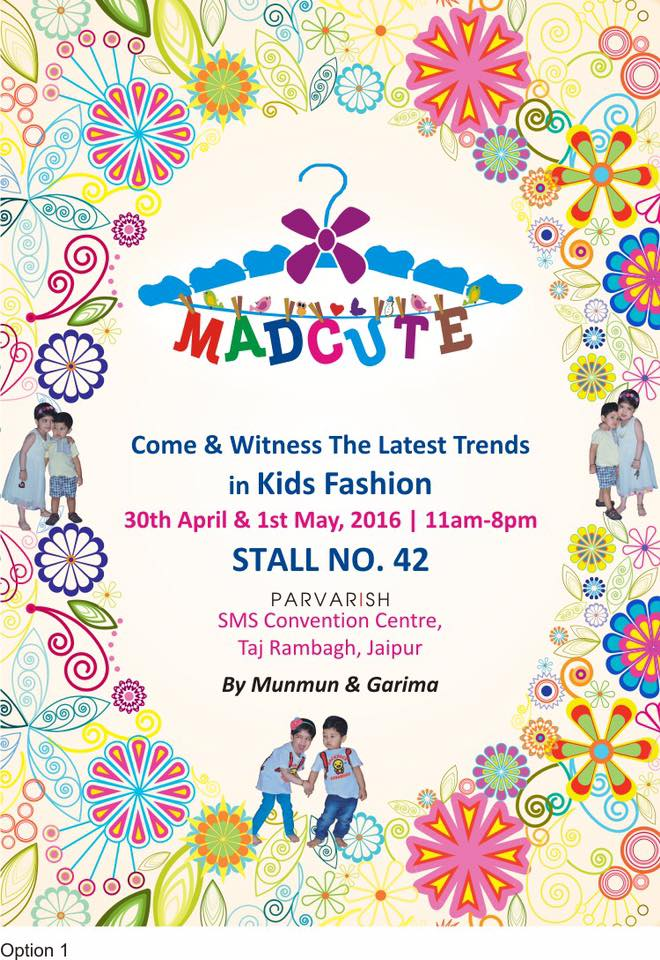 Madcute invites u for exhibition