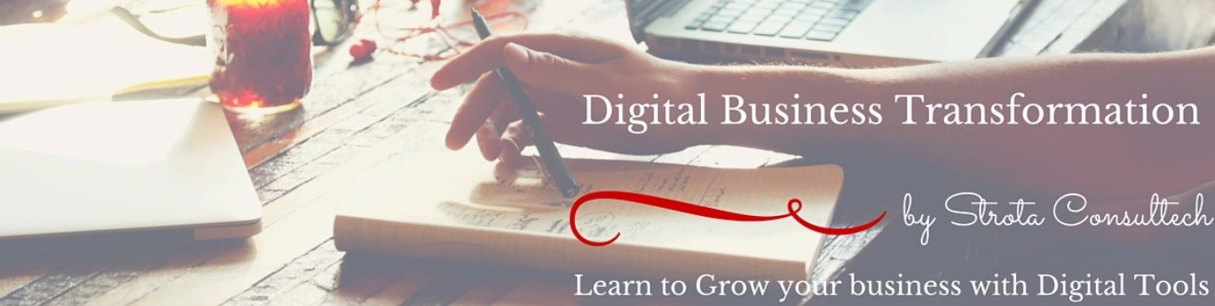 Digital Business Transformation