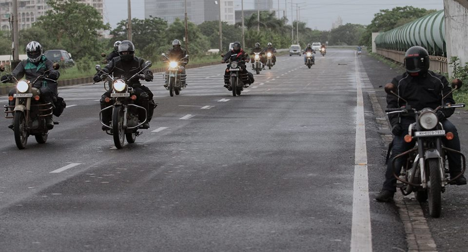 Enfield Riders - Goa Motorcycle Expedition (Rider Mania)