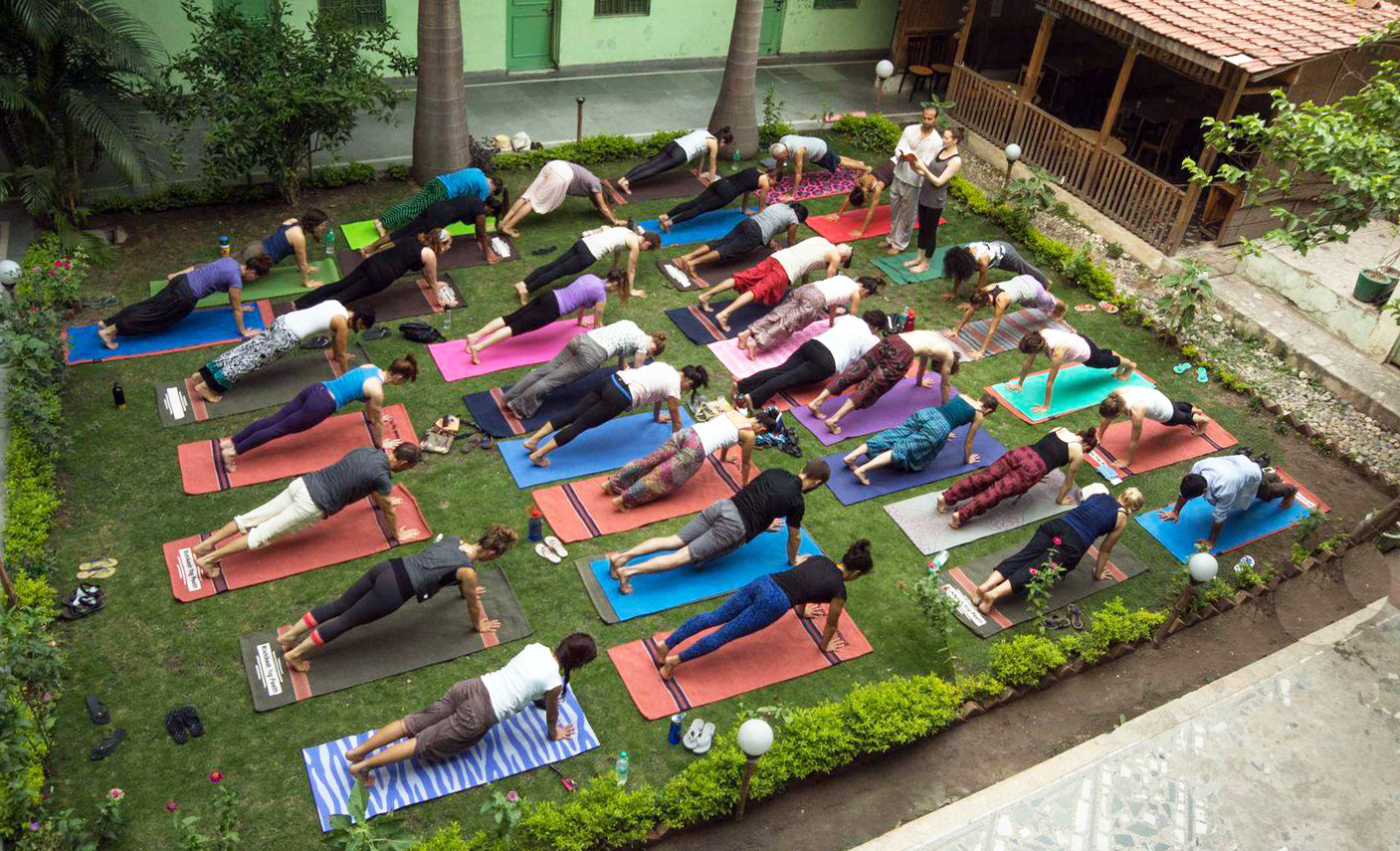 200 Hour Yoga Teacher Training in Bali, Indonesia