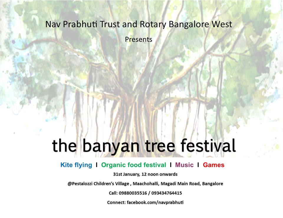 the banyan tree festival