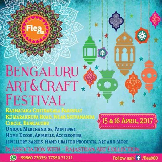 Bangaluru Art & Craft Festival