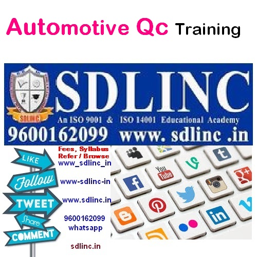 automobile quality engineer certification training program