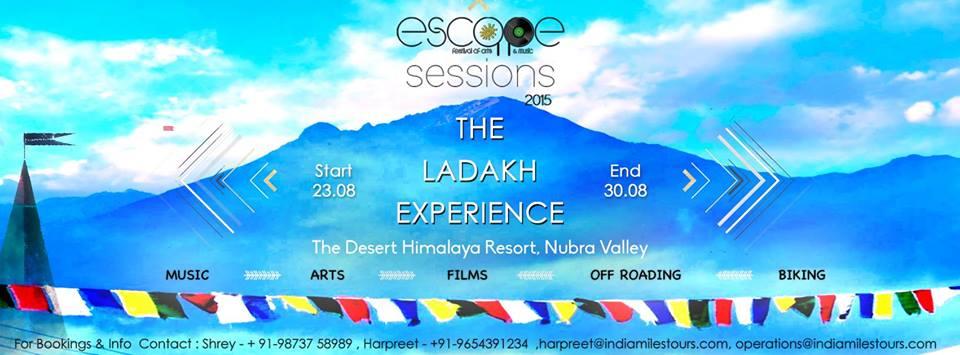 The Escape Sessions