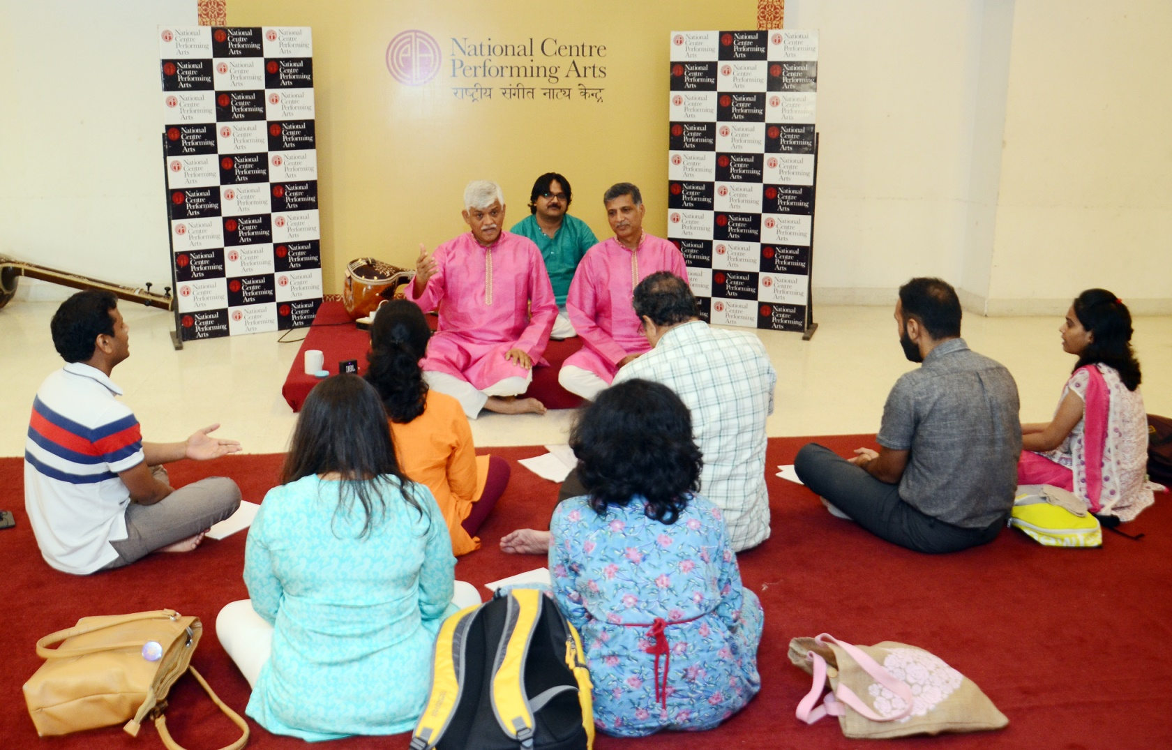 Training Sessions in Dhrupad