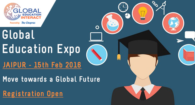 Find Uncountable Opportunities at The Education Fair 2016 in Jaipur