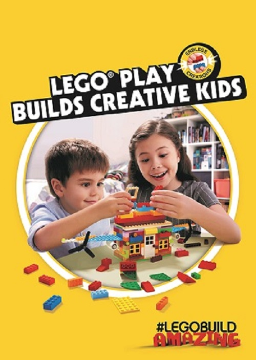 Kids Carnival by LEGO @ Shoppers Stop, The Great India Place Mall