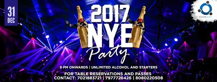 2017 NYE Party | New year Parties |