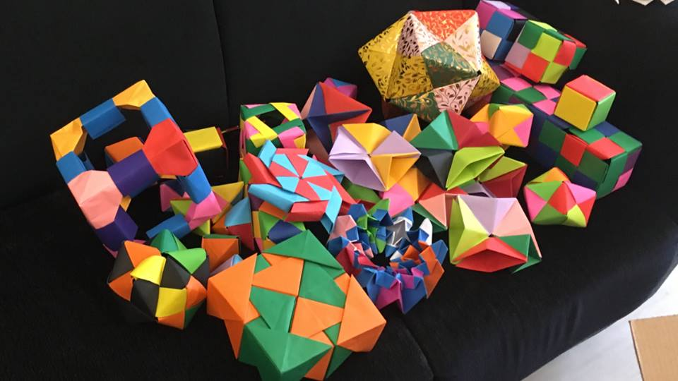 Modular Origami with Neha Parikh