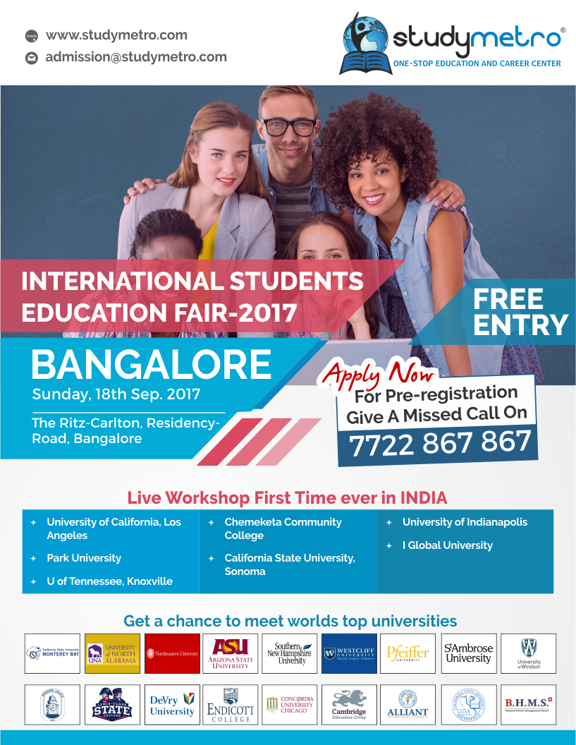 International Students Education Fair(ISEF)
