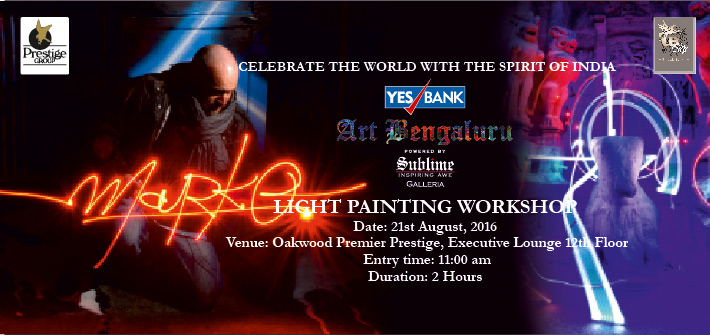 A Workshop by Marko 93 on the Art of Light Painting