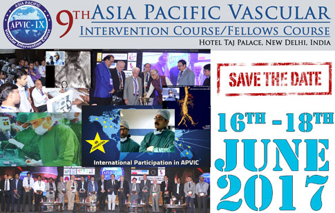 9th Asia Pacific Vascular Interventional Course / Fellows Course
