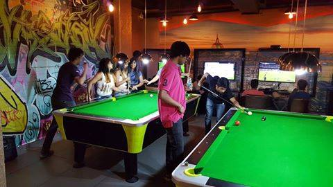 Planet 44 - Pool Tournament