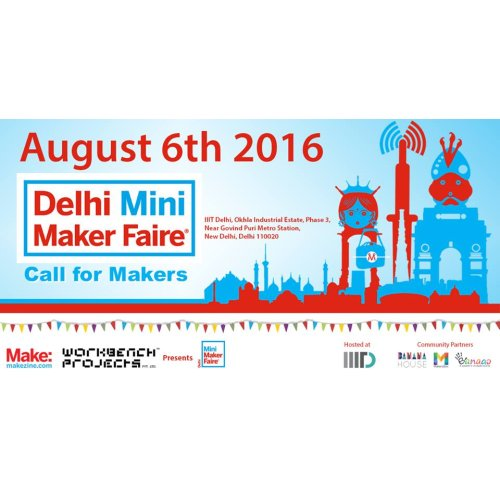 Delhi Mini Maker Faire