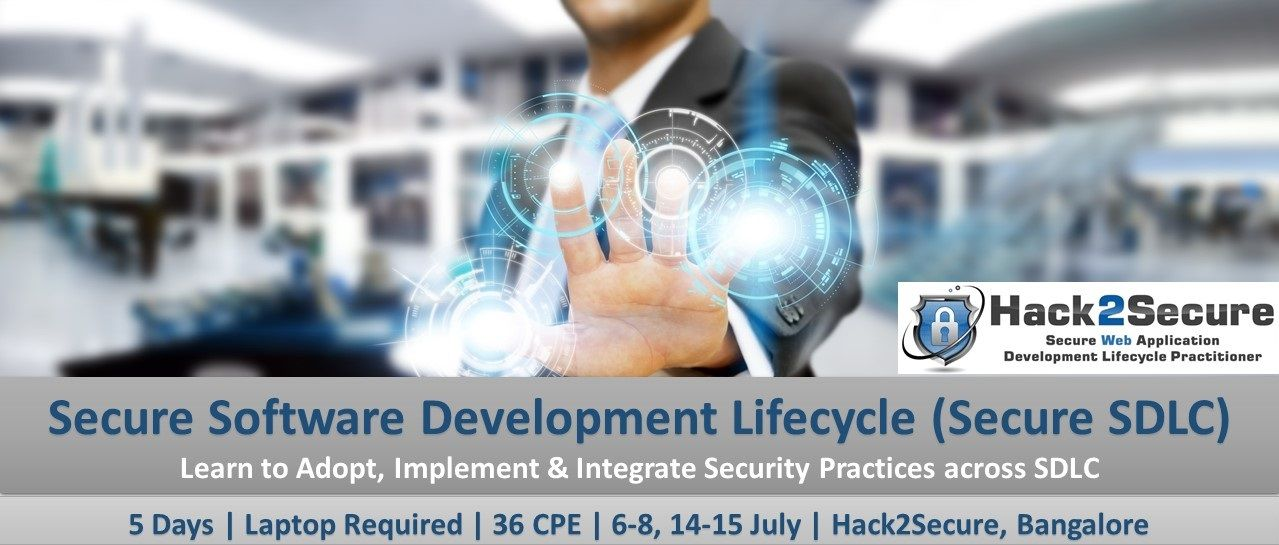 SECURE SDLC WORKSHOP