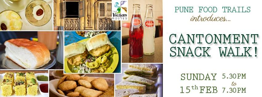 Pune Cantonment Snack Walk