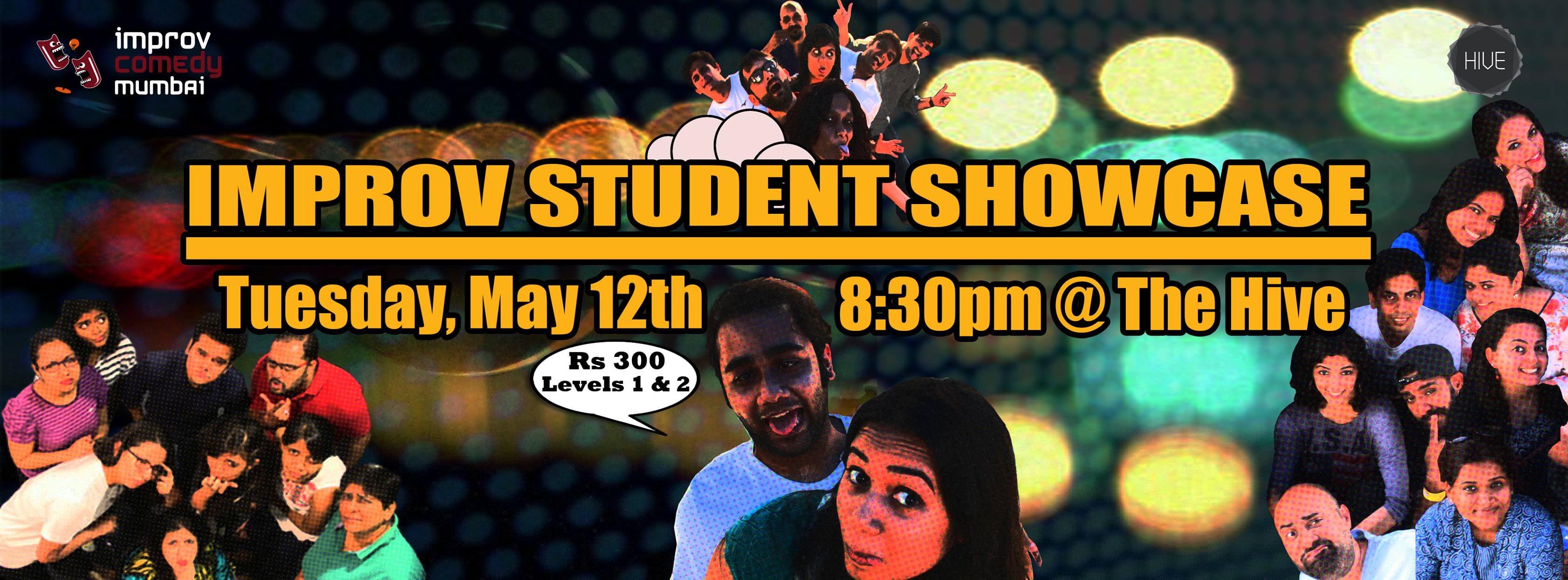 IMPROV COMEDY MUMBAI STUDENT SHOWCASE - Part 1