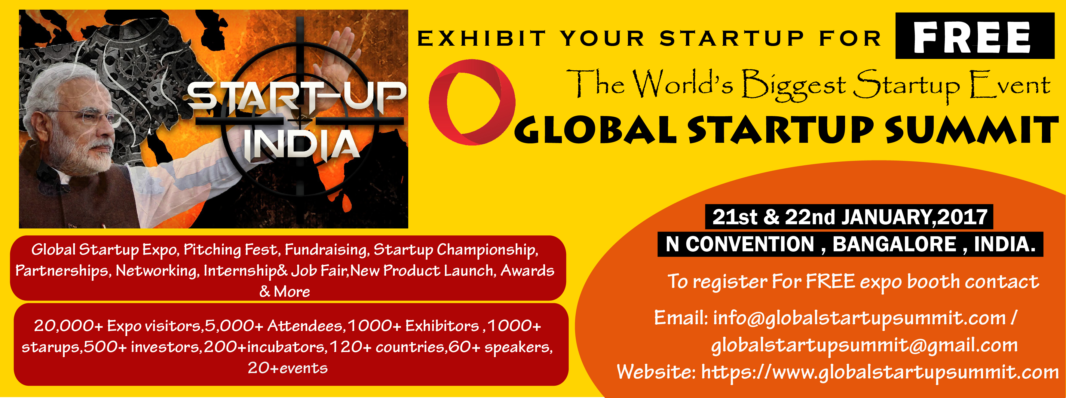 GLOBAL STARTUP SUMMIT(GSS)