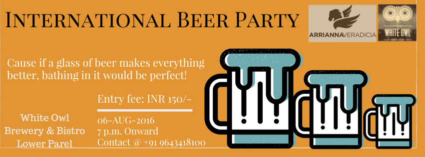 International Beer Party
