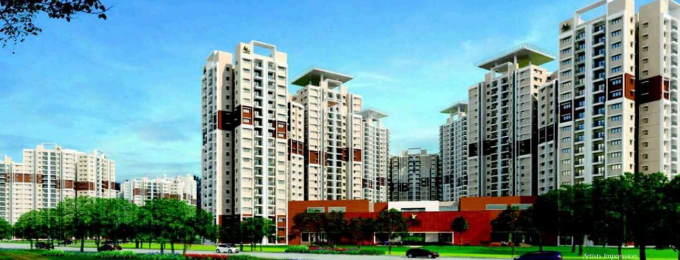 Prestige Sunrise Park Bangalore | Sale Residential Apartments