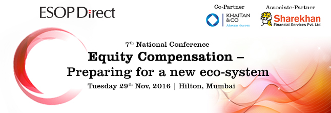 7th National Conference on Equity Compensation - Preparing for a New Eco-System