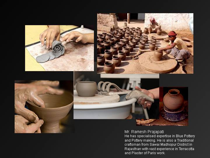 Summer Program In-Pottery Craft