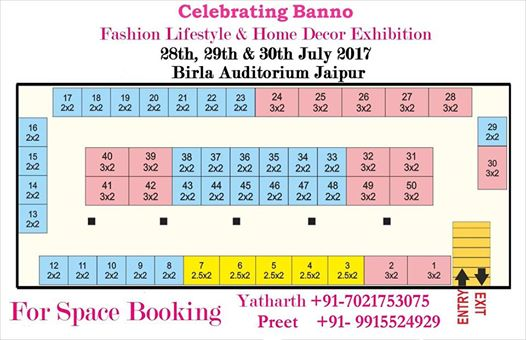 Celebrating Banno The wedding fairs Exhibitions & Events