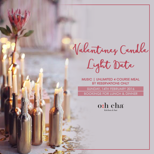 Valentine's Candle Light Date
