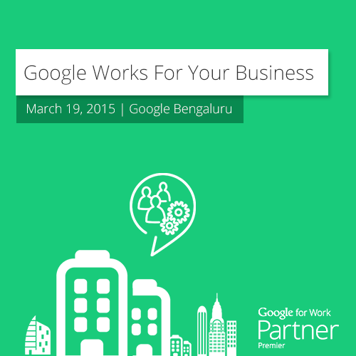 Google For Work Seminar