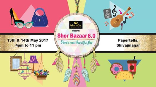 Shor Bazaar 6.0 - Pune's Most Beautiful Flea Market
